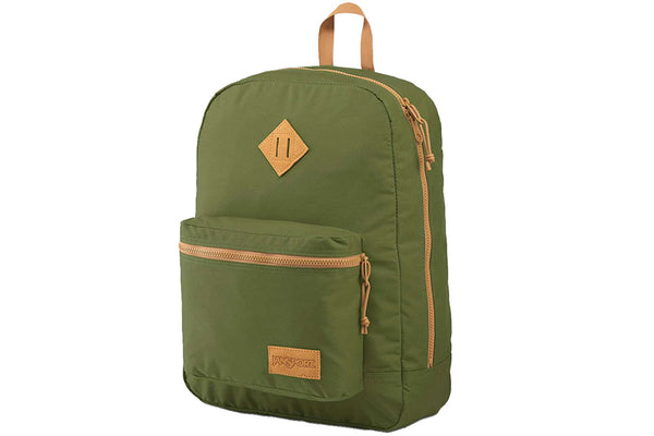 Super Lite Backpack - Oilve/Dijon Brown