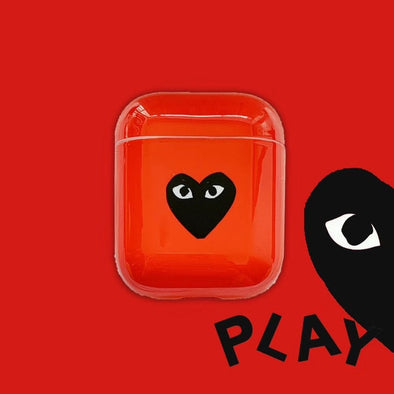 Red CDG Play Shell