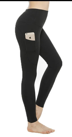 Pocket Compression Leggings
