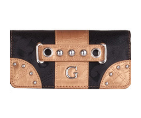 Brown & Black G-Style Wallet