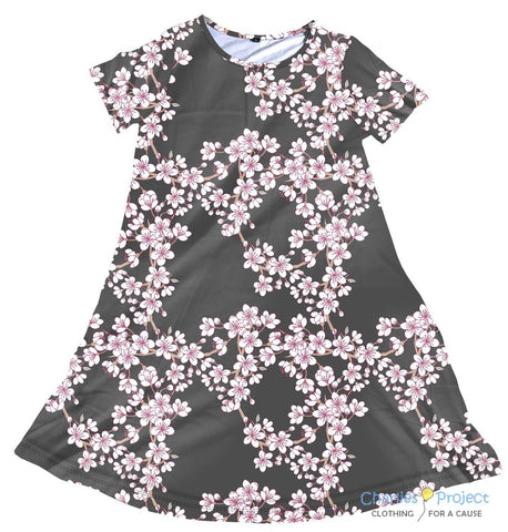 Cherry Blossom Charley Dress