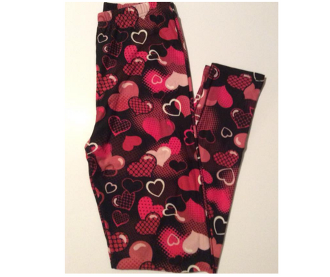 Field of Hearts Leggings