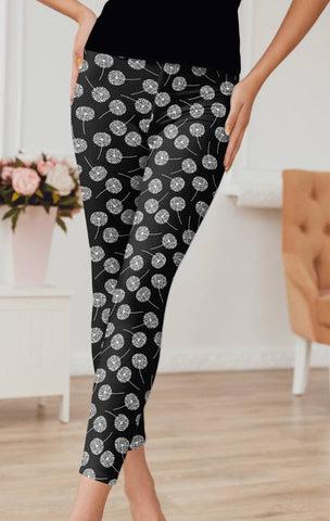Dandelion Capri Leggings
