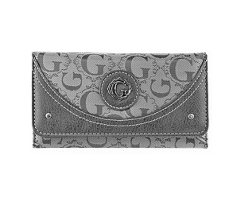 Gray G-Style Wallet