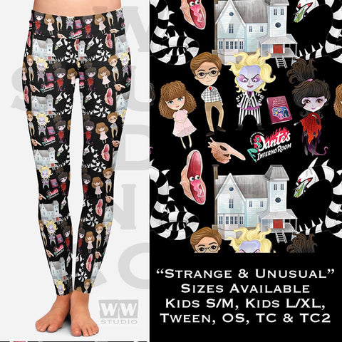 Strange & Unusual Leggings