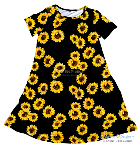 Sunflower Charley Dress