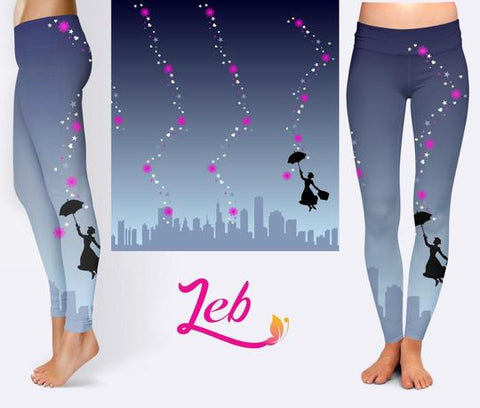 Up and Away Leggings