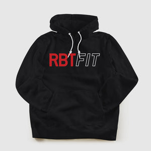 RBT FIT Womens Gym Hoodie L-2XL