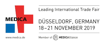 Medica 18-21 Nov 2019, Dusseldorf, Germany