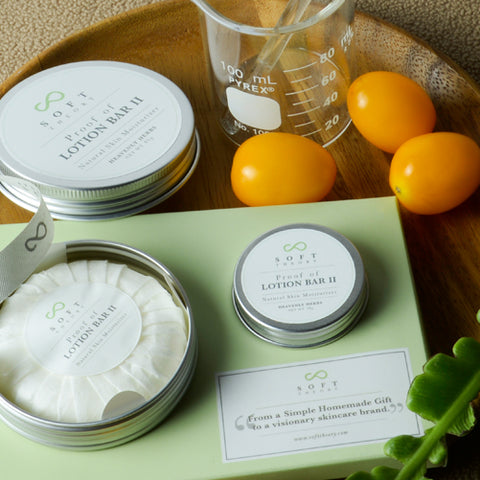 Proof of Lotion Bar II Gift Set