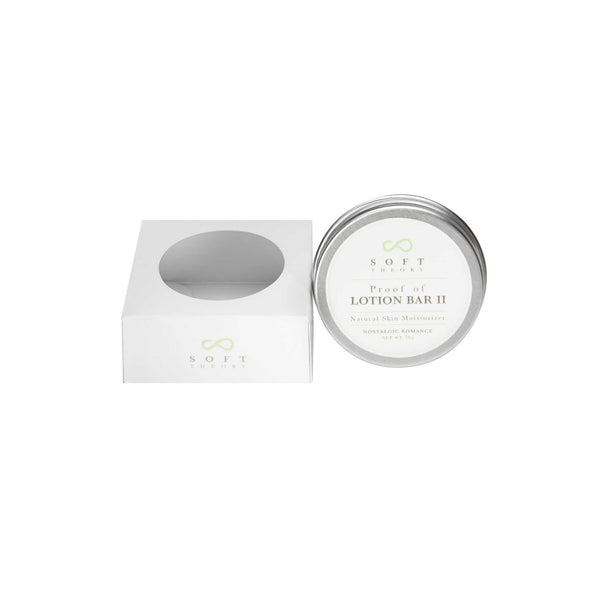 Proof of Lotion Bar II - 10g (Nostalgic Romance-Scent of Soft & Cleanliness) - SOFT THEORY