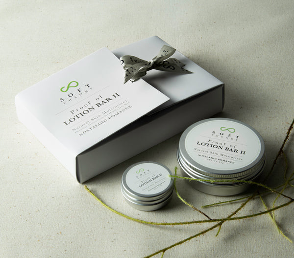 Proof of Lotion Bar II - Gift Set (Nostalgic Romance-Scent of Soft & Cleanliness) - SOFT THEORY