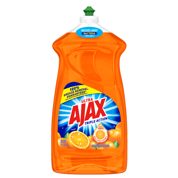 Ajax Triple Action Orange 6/ 52oz