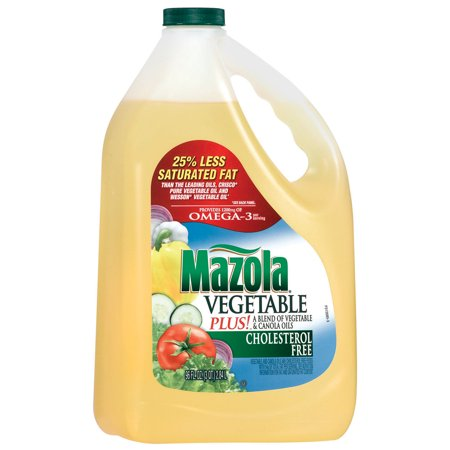 Mazola Vegetable Oil 6/ 96 oz