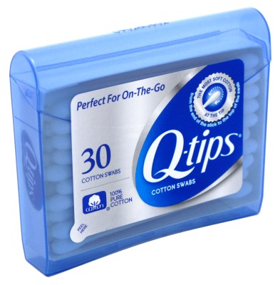 Q-Tips Purse Pack 36/ 30 ct
