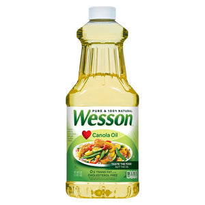 Wesson Oil Canola 9/ 48 oz