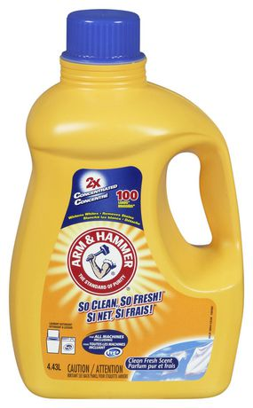 Arm & Hammer Liquid Clean Fresh HE 100ld 4/150oz