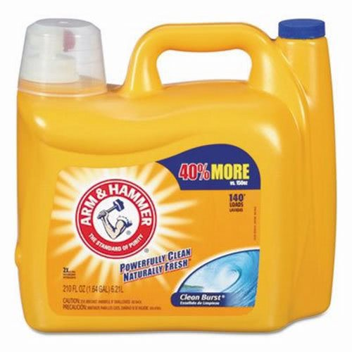 Arm & Hammer Liquid Clean Burst HE 2/ 210oz