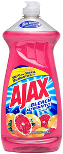 Ajax Dish Liquid Ruby Red Grapefruit/ 9/ 28oz