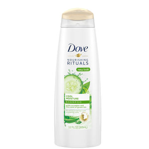 Dove Shampoo Cool Moisture 6/ 12/ oz