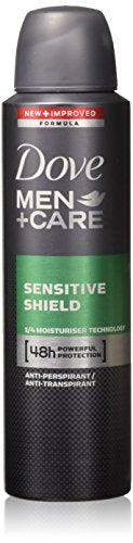 Dove Deodorant Spray For Men Sensitive Shield 6/ 5 oz