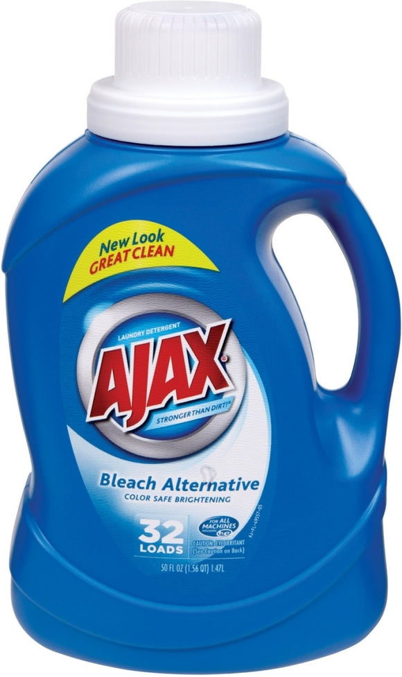 Ajax Liquid Bleach Alternative (Blue) 6/ 50oz