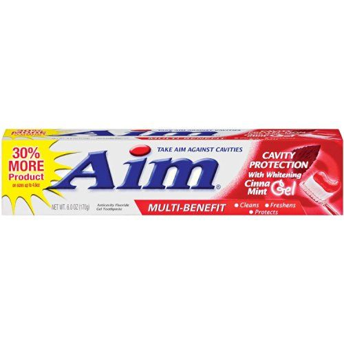 Aim Red Gel 24/ 5.5 oz