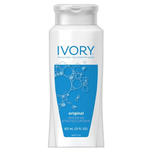 Ivory Body Wash Original 4/ 21 oz