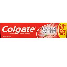 Colgate Sprakling White Cinnamon 24/ 4 oz
