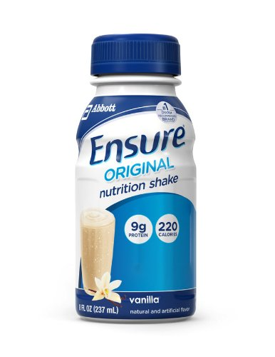 Ensure Original Nutrition Shake Vanilla 30/ 8 oz