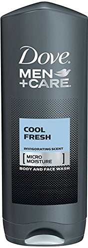 Dove Body and Face Wash Men Cool Fresh 12/ 13.5 oz