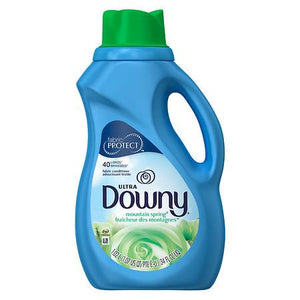 Downy Ultra 40 Load Mountain Spring 6/ 34 oz