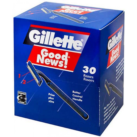 Gillette Good News 30/ 1 ct