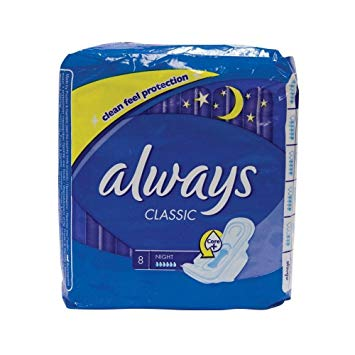 Always Classic Night 16/ 8 ct