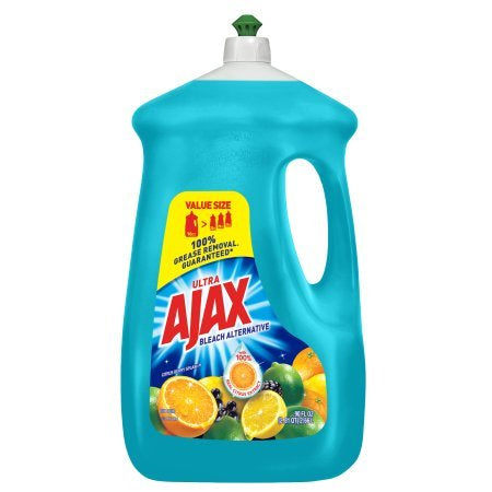 Ajax Citrus Berry Splash W Bleach 4/ 90 oz