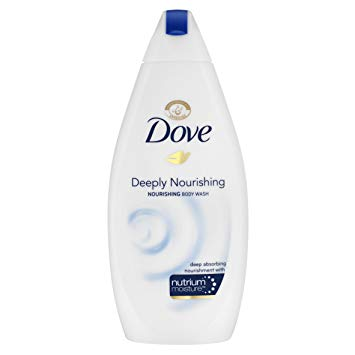 Dove Body Wash Deeply Nourishing 12/ 16.9 oz