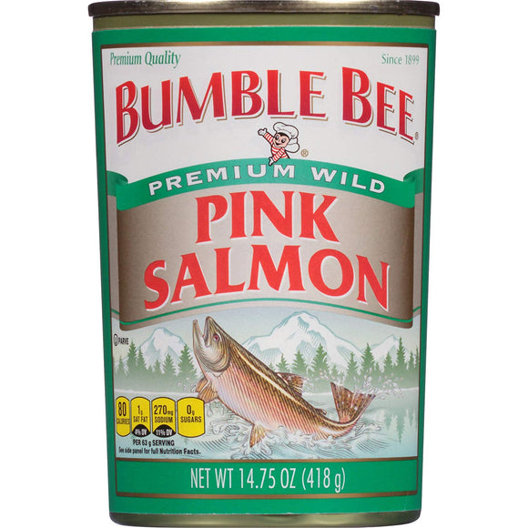 Bumble Bee Pink Salmon 24/ 14.75 oz