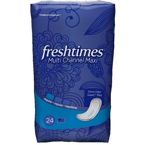 Fresh Times Maxi Multichannel Regular 12/ 24 ct
