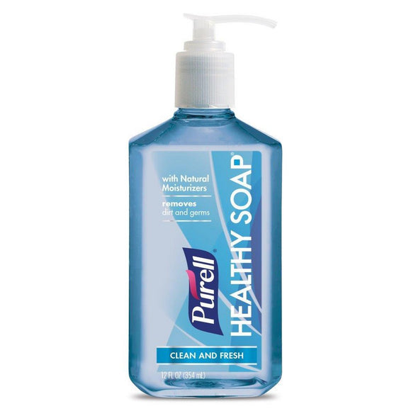 Purell Liquid Hand Soap Clean & Fresh 18/ 12 oz