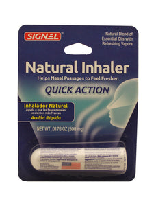 Signal Natural Inhaler 24/ .0176 oz