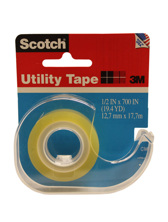 Scotch Utility Tape 1.5 in x 700 in/ 12/ 1 ct