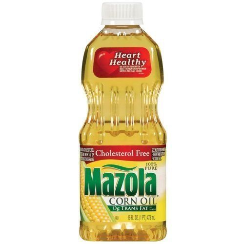 Mazola Corn Oil 12/ 16 oz