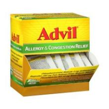 Advil Allergy & Congestion Relief Tablets 50/ 1 ct