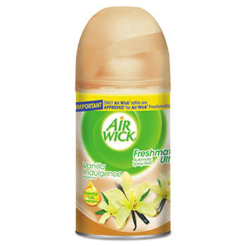 Air Wick Freshmatic Ultra Refill Vanilla indulgence 6/ 6.17 oz