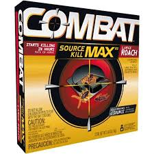 Combat Source Kill Max Large Roach 6/ 8ct