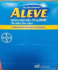 Aleve Dispenser 48/ 1 ct