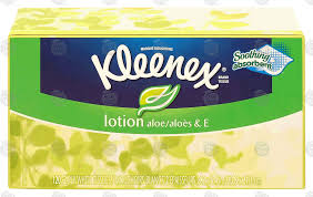 Kleenex Lotion 3ply 24/ 120ct