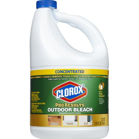 Clorox Bleach Liquid ProResults Outdoor 3/ 120oz