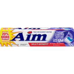 Aim Multi Benefit Tartar Control 24/ 5.5 oz