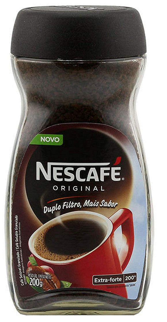 Nescafe Coffee Original 200gr 12/ 7 oz